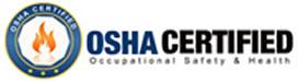 OSHA Certified Firm